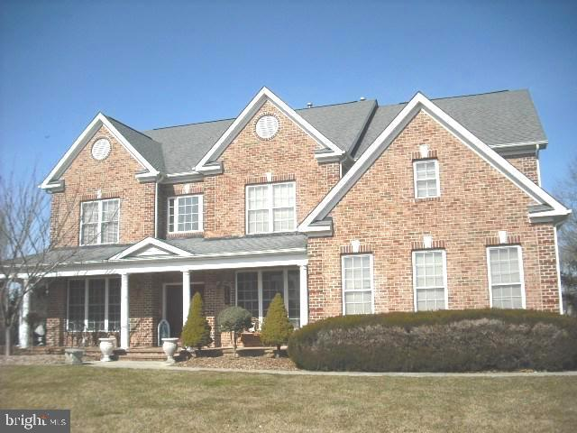Beautiful brick front home featuring 4 bedroom, 4 baths ,  gourmet kitchen with wide open  breakfast room. The kitchen features granite counter tops , stainless steel appliances , center island area . The main floor also features a marble fireplace , hardwood floors , den /office , laundry and full bath .The upper floor features a large master suite with large bathroom , walk in shower and whirlpool tub area . The additional bedrooms boast plenty of space , custom paint , with an overall luxury feel . Make this a must tour property . Owner Financing available to qualified buyers.