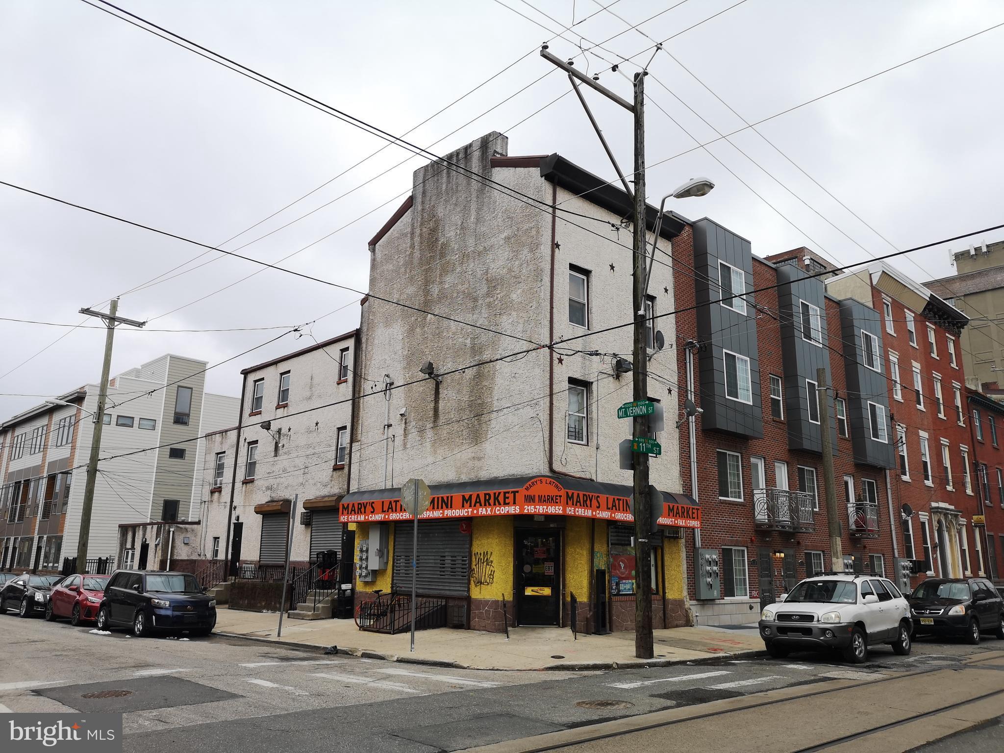 619 N 11TH STREET, PHILADELPHIA, PA 19123