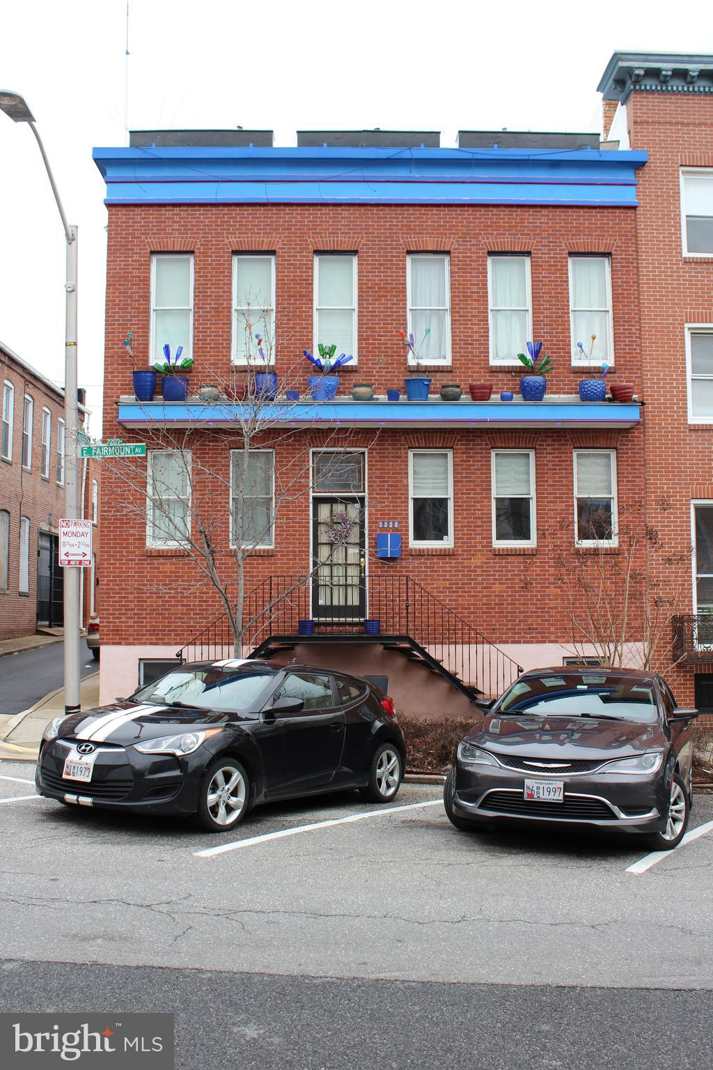 2222 E FAIRMOUNT AVENUE E, BALTIMORE, MD 21231
