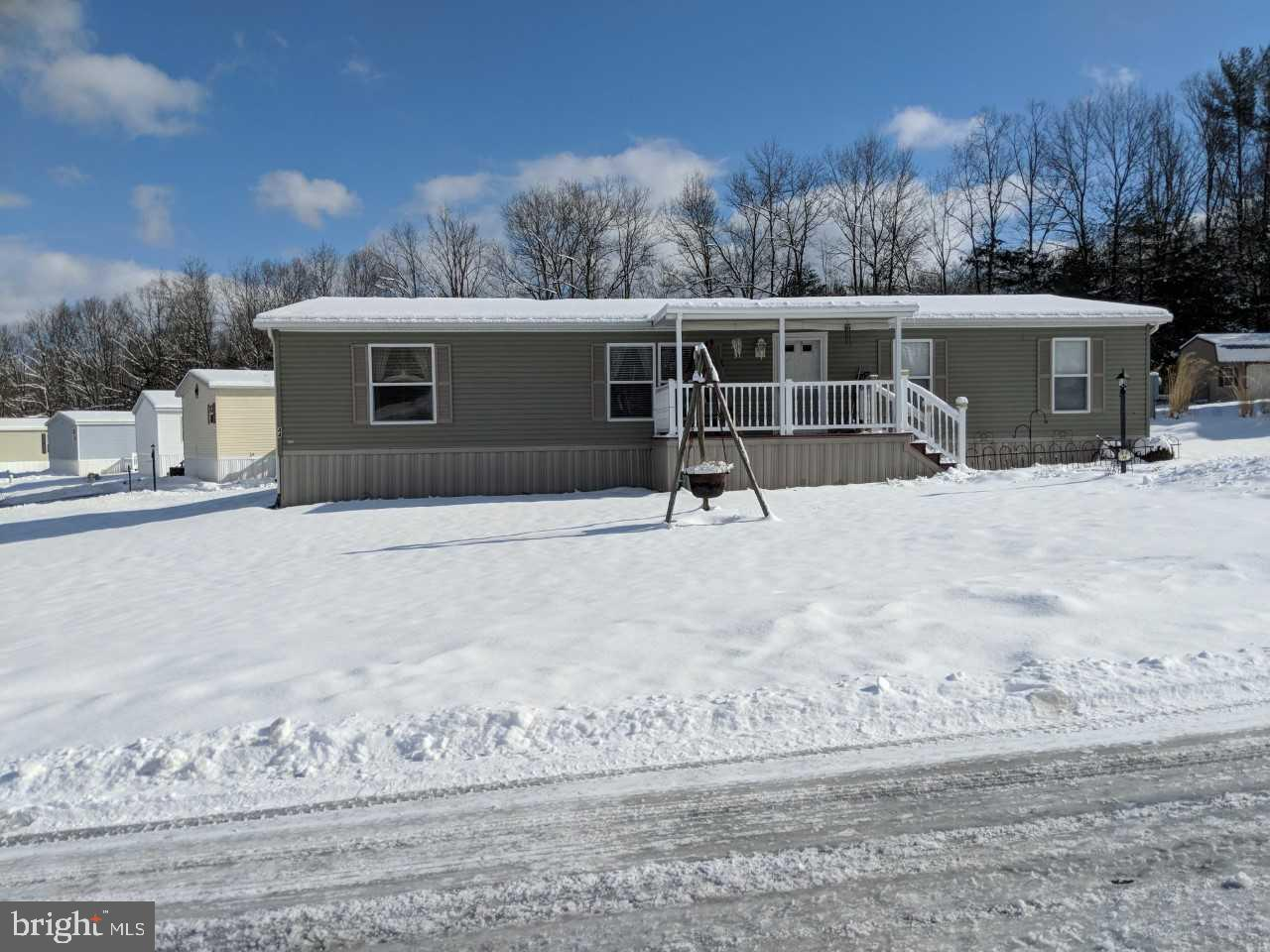 44 MEADOWVIEW DRIVE, NEW BLOOMFIELD, PA 17068
