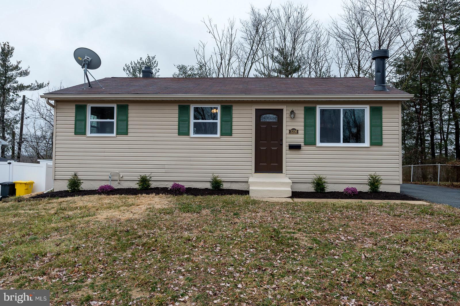 3316 SUDLERSVILLE S, LAUREL, MD 20724