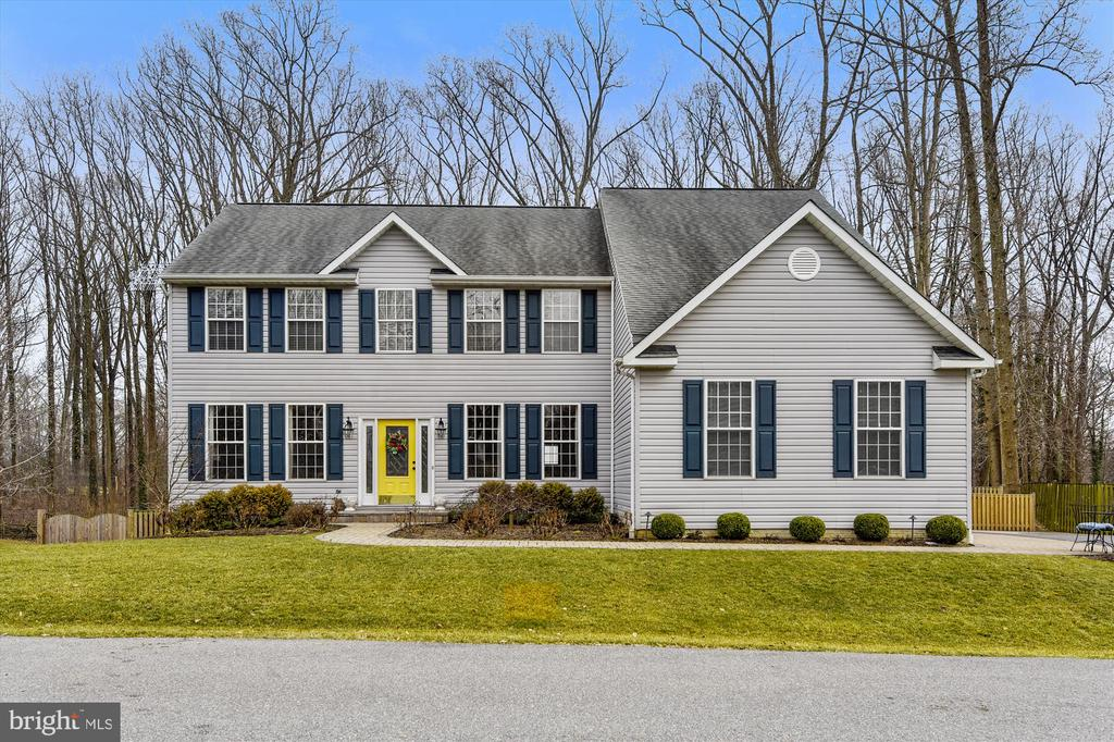 Beautifully updated home . True 5 Bedroom, Finished LL offers kitchenette. Screened porch Incredible outdoor space. Fully fenced rear yard Hardscapes Fire-pit, Shed and play set. Community pool, tot lot and Community center.