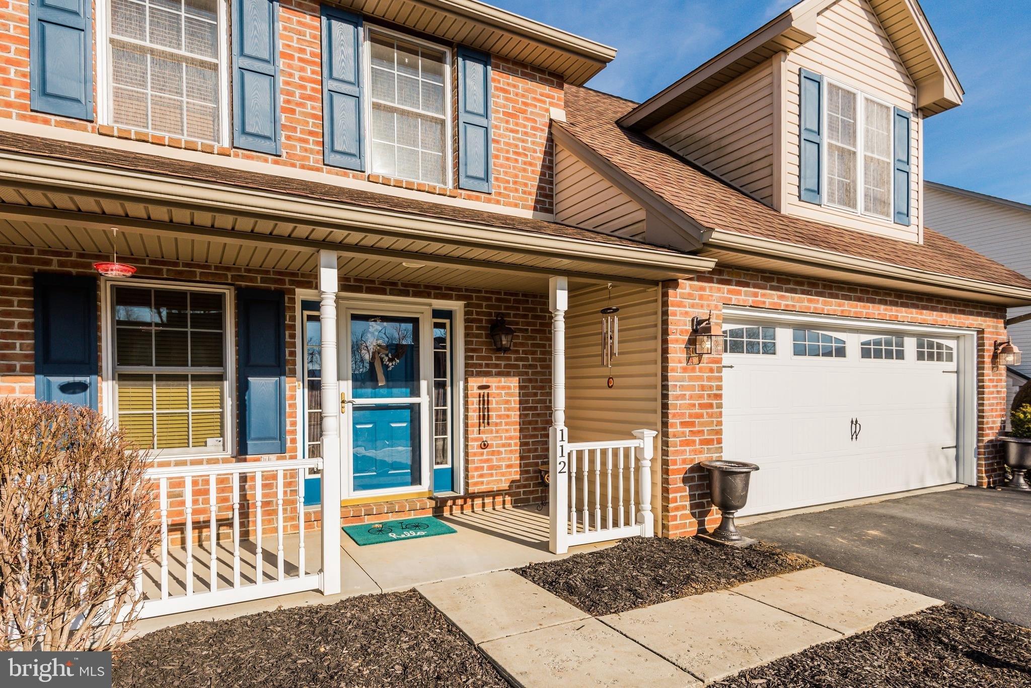112 WESTGATE DRIVE, MOUNT HOLLY SPRINGS, PA 17065