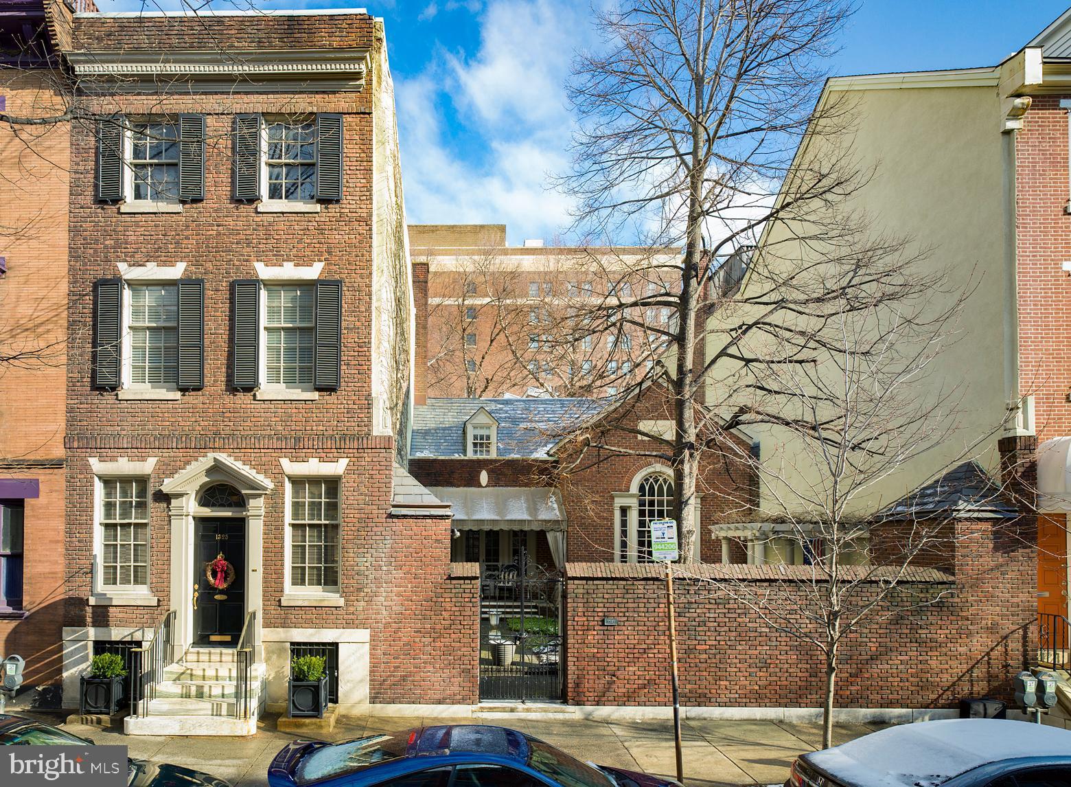 1321-1325 Pine St, Philadelphia, PA, 19107