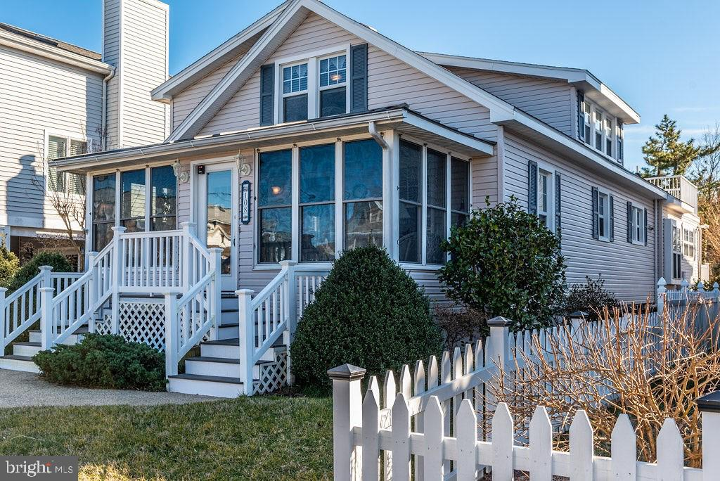 108  2ND STREET, Bethany Beach, Delaware 6 Bedroom as one of Homes & Land Real Estate