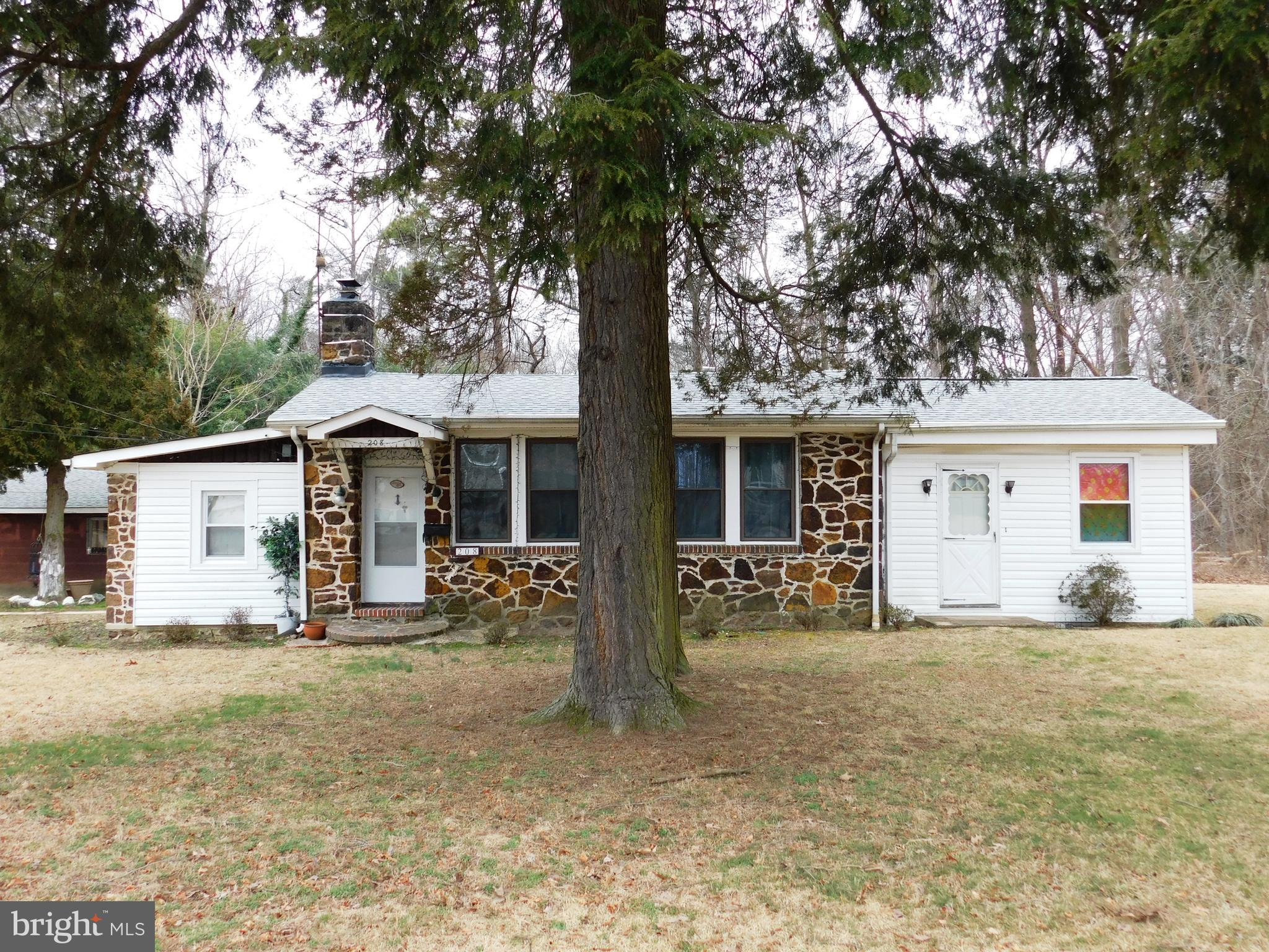 Well maintained 4 BR, 2 Full bath very large (2212 SF) rancher on one of the largest lots (2.38 A) in Barrington with central air and two car garage !!  Many updates and improvements including: Addition was built in 1980,  New siding (2019), New roof (2018), New septic (2008?), Replacement windows, recent plumbing fixtures in kitchen & baths, recent countertops in kitchen.  Tenant occupied on a month to month lease & they would like to stay, ATTN investors, this is a turn key situation, excellent tenants for 4+ years.