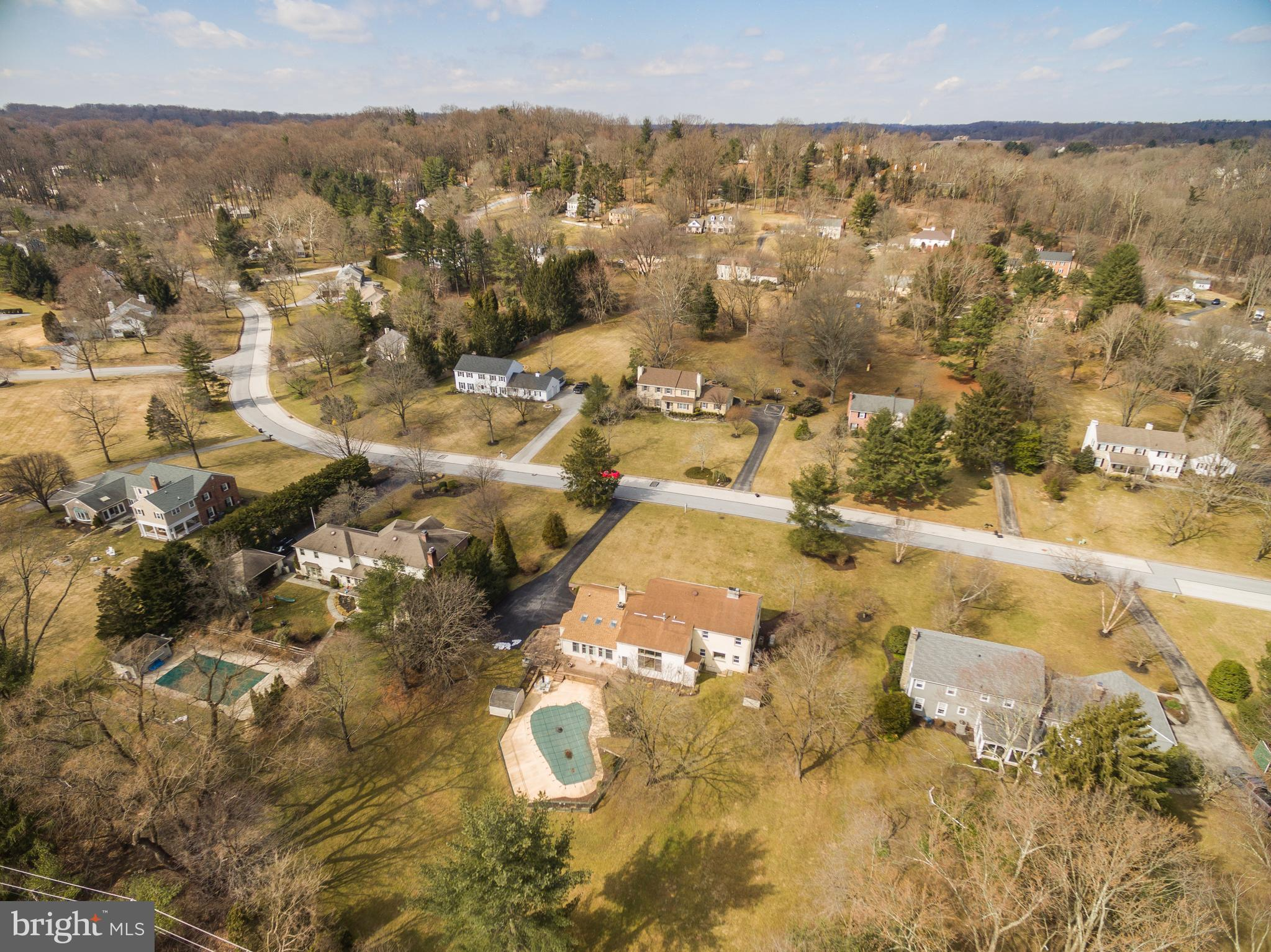 809 GALER DRIVE, NEWTOWN SQUARE, PA 19073
