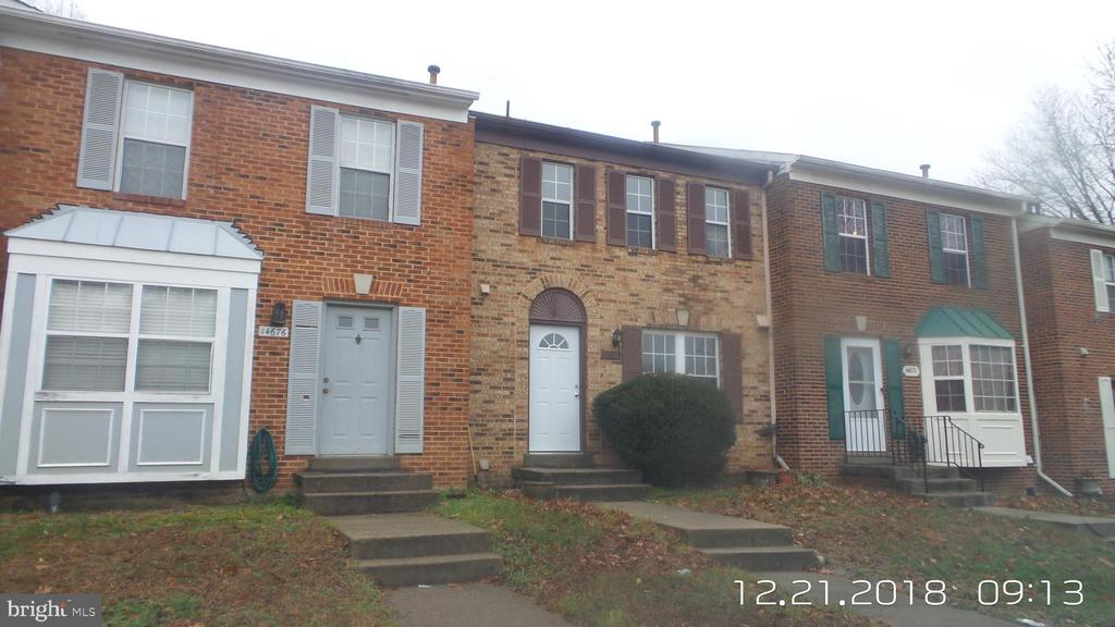 14674 FOX GLOVE COURT WOODBRIDGE, VA 22193 VAPW434206