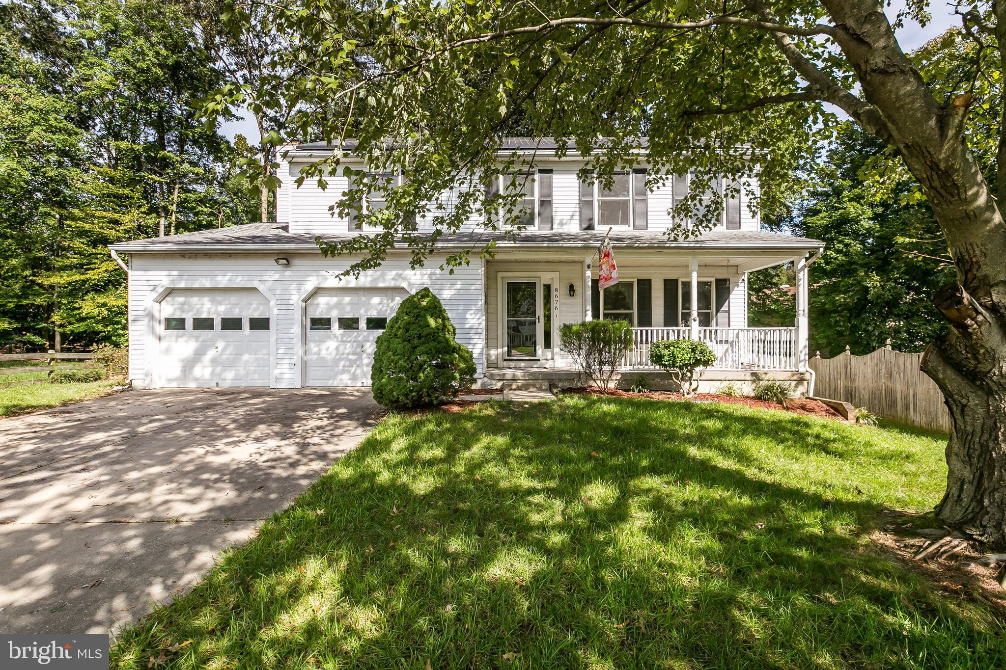 8676 CONCORD DRIVE, JESSUP, MD 20794