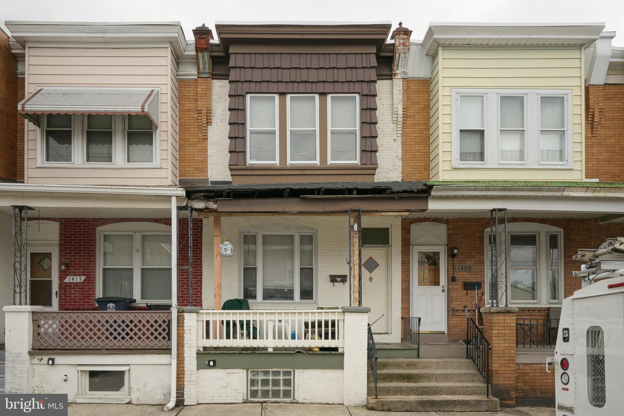 1411 E 11TH STREET, EDDYSTONE, PA 19022