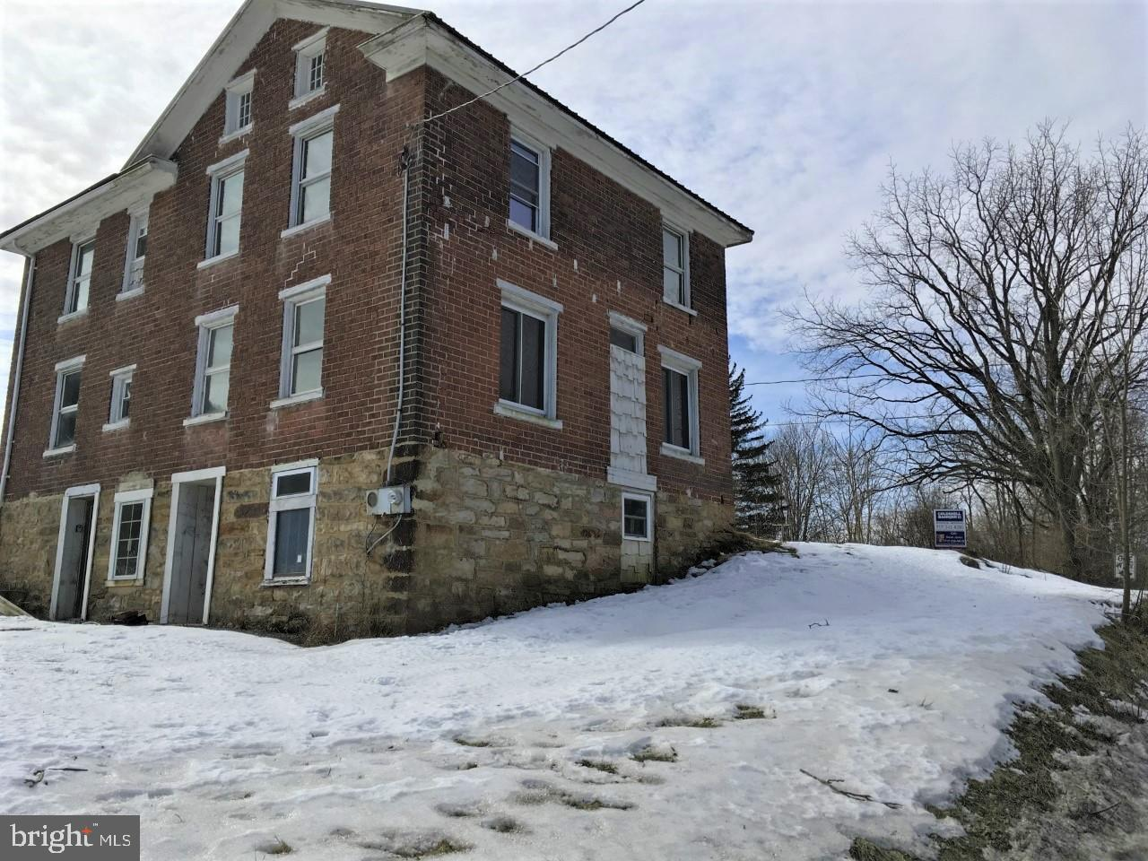 1326 BROAD TOP MOUTAIN ROAD, SAXTON, PA 16678