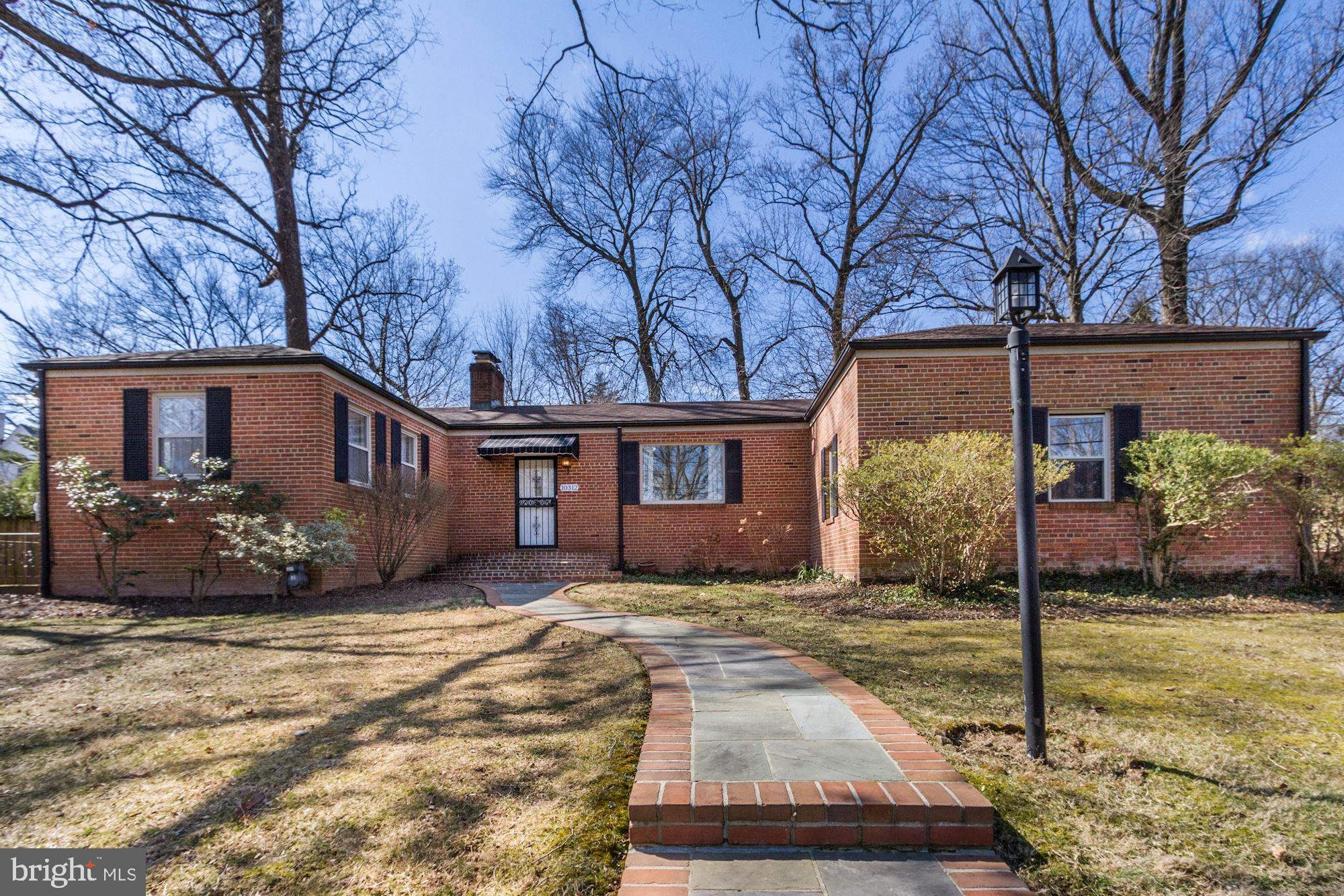 10312 CRESTMOOR DRIVE, SILVER SPRING, MD 20901