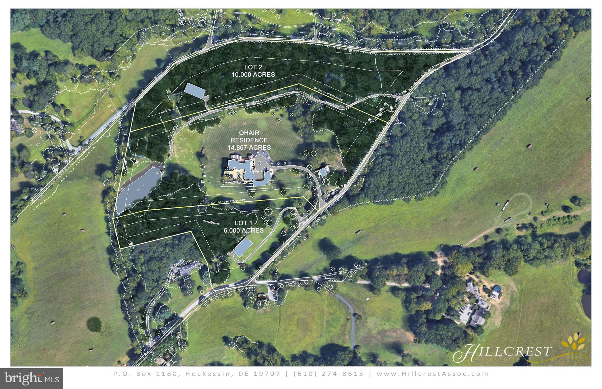 1151 STOCKFORD RD., - LOT B, CHADDS FORD, PA 19317