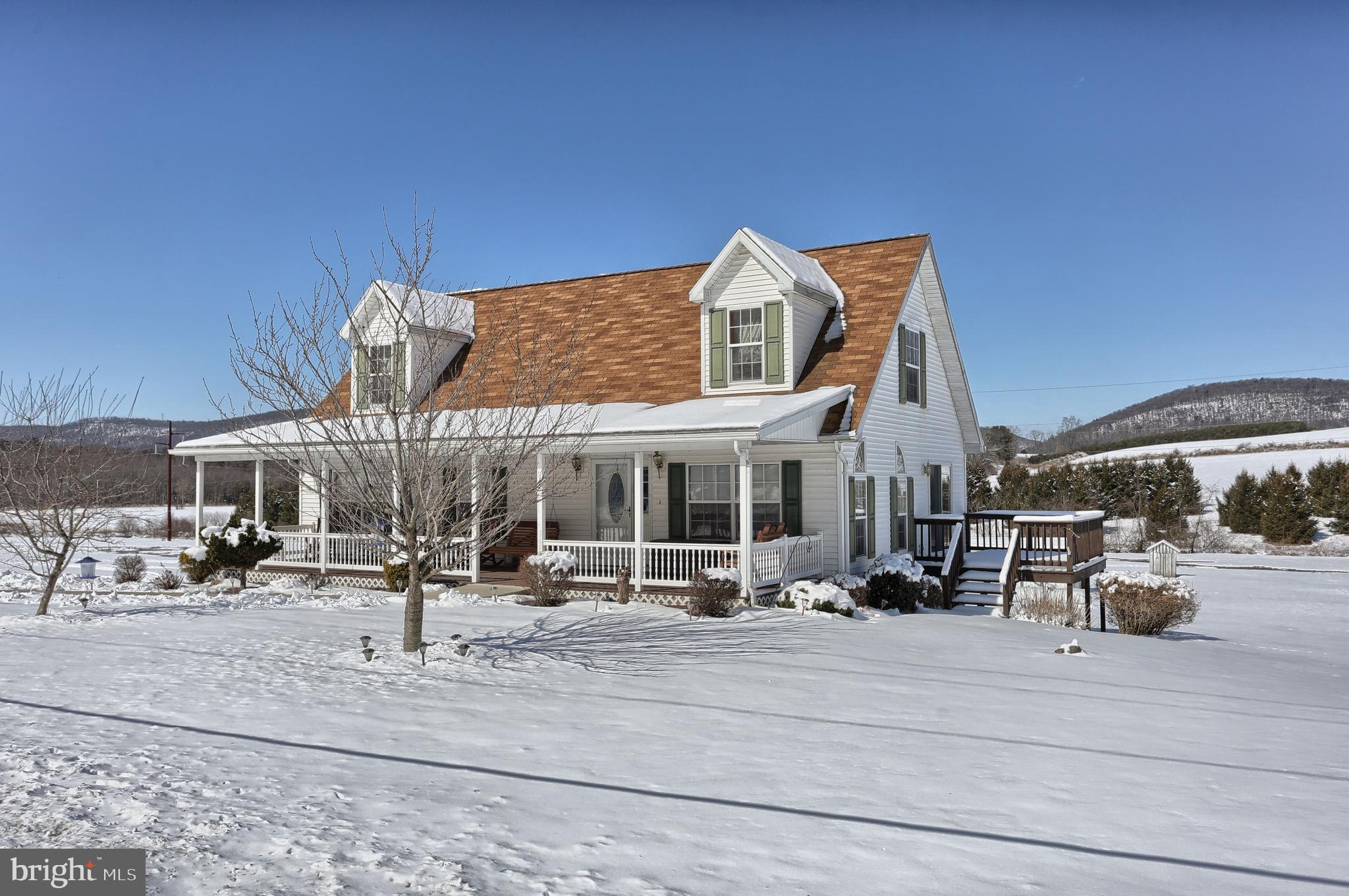 81 SWEET ARROW LAKE ROAD, PINE GROVE, PA 17963