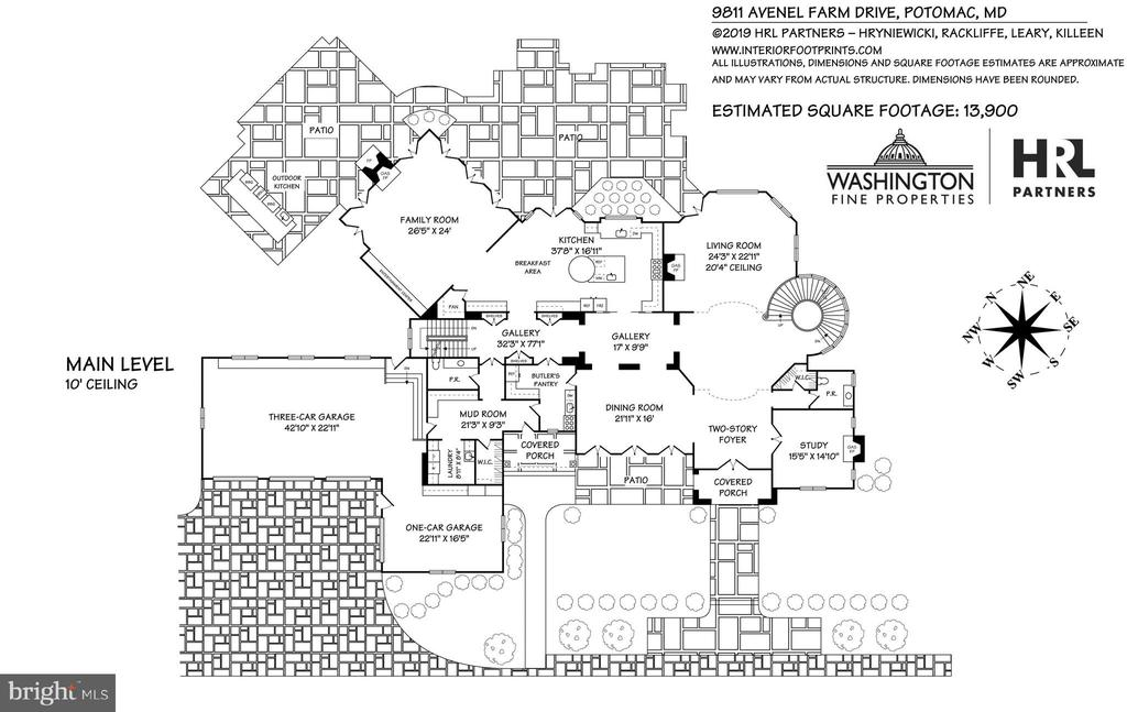 9811 Avenel Farm Dr, Potomac, MD 20854