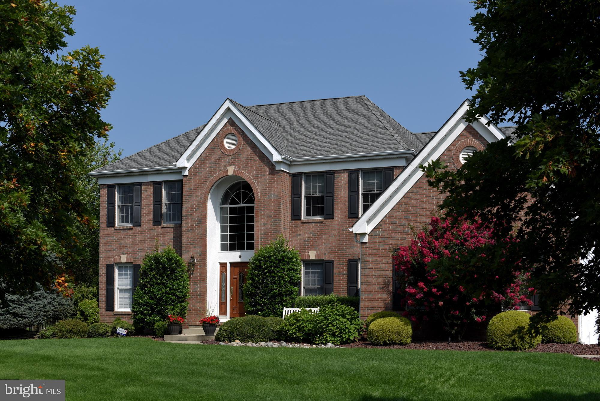 9 HIGHPOINT PLACE, PRINCETON JUNCTION, NJ 08550