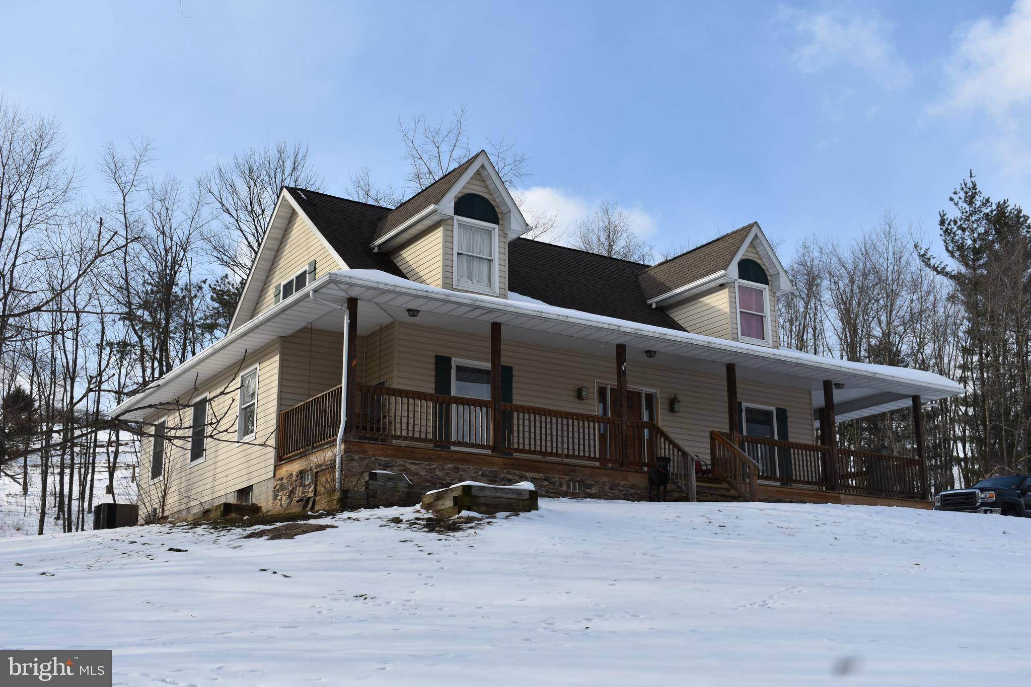60 OLD MYERSTOWN ROAD, MAYSVILLE, WV 26833