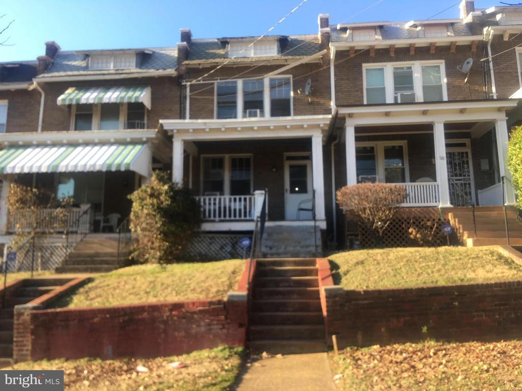 """Property sold """"As Is"""" in sought after Brookland.  Needs work.  Preferred title company Capitol Title.  Tenant occupied.  TOPA served to tenants.  Close to public transportation and amenities."""