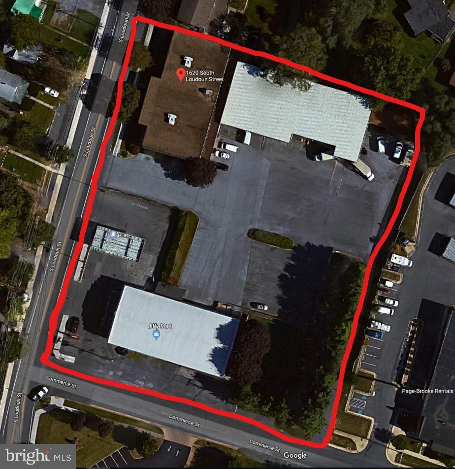 1620 & 1630 LOUDOUN STREET S, WINCHESTER, VA 22601