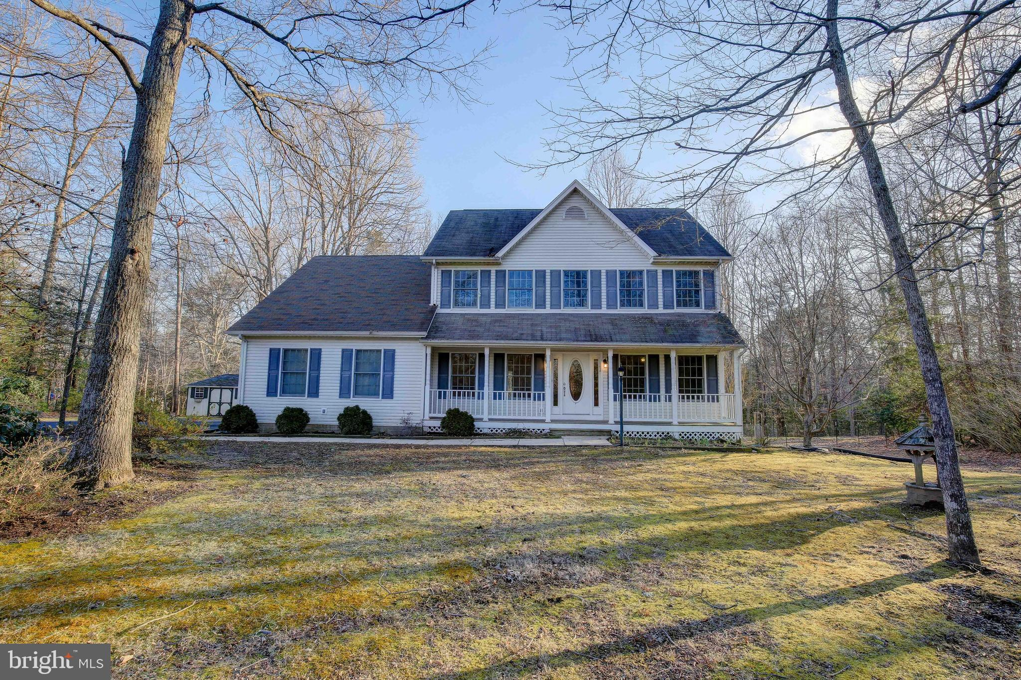 1920 MATAPEAKE COURT, SAINT LEONARD, MD 20685