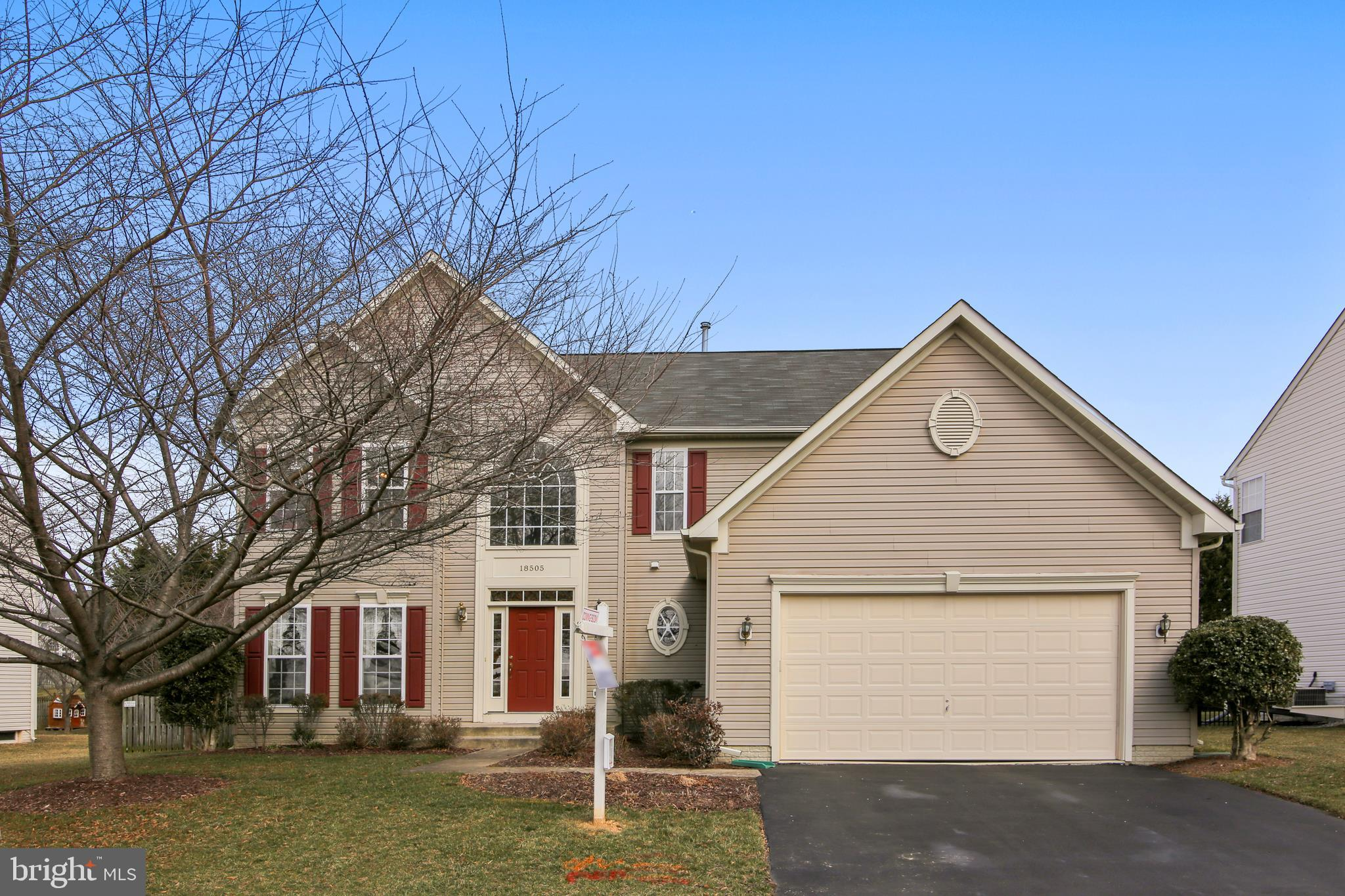 18505 COUNTRY MEADOW ROAD, BOYDS, MD 20841