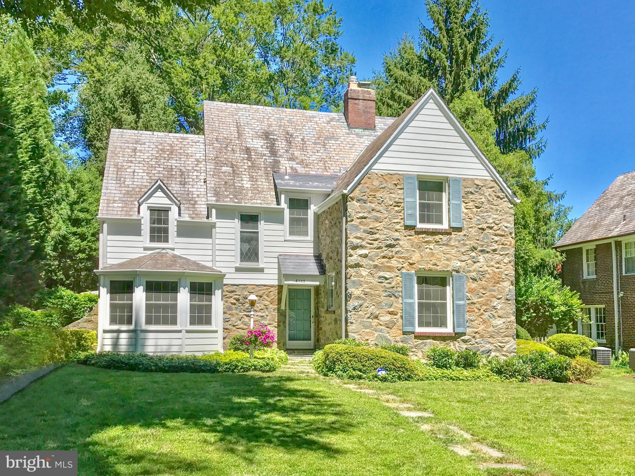 4105 SYCAMORE STREET, CHEVY CHASE, MD 20815