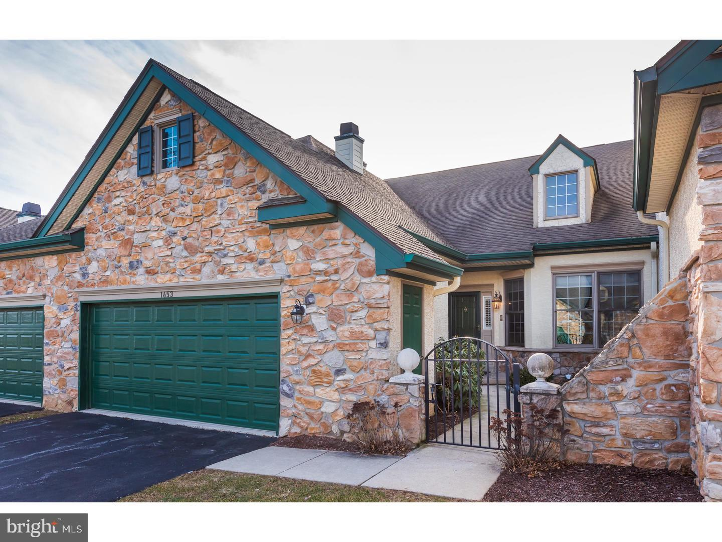 1653 Yardley Court West Chester , PA 19380