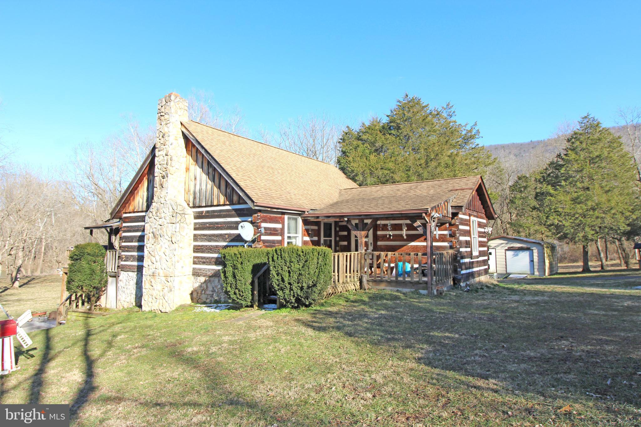 711 INDIAN CAMP TRAIL, MAURERTOWN, VA 22644