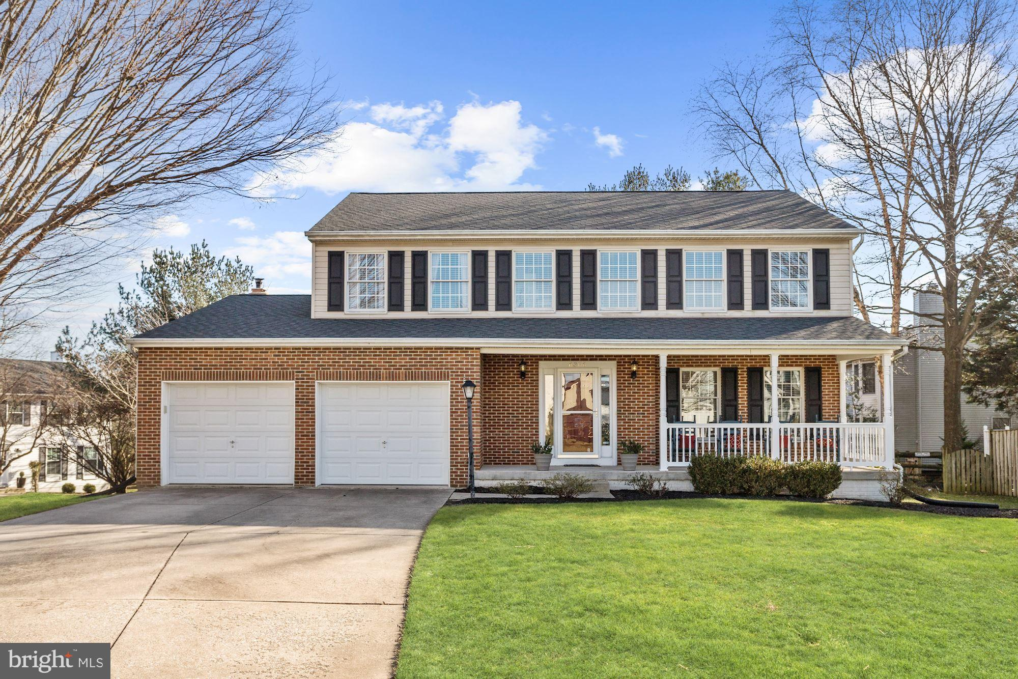 6306 ROAN STALLION LANE, COLUMBIA, MD 21045
