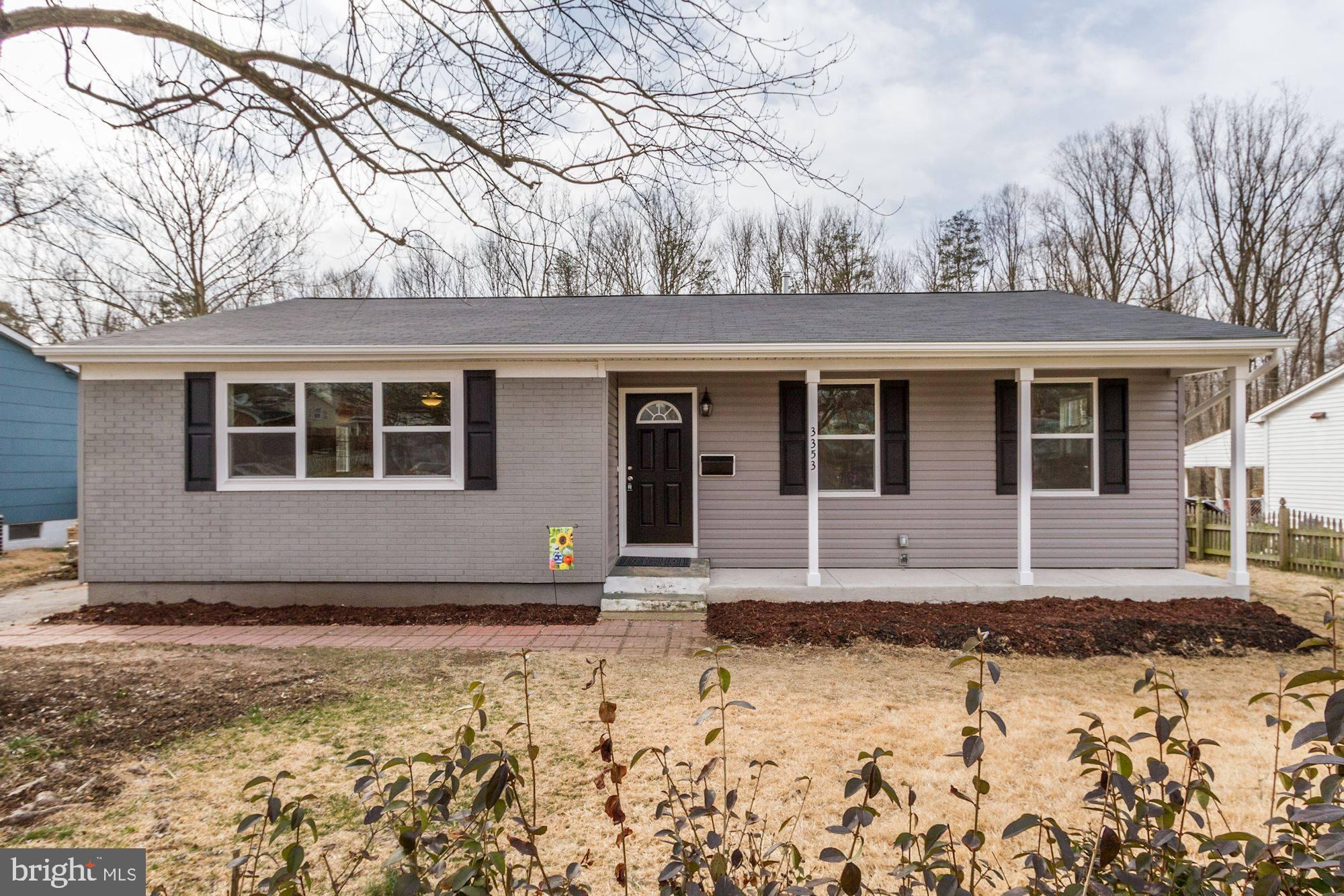 3353 SUDLERSVILLE S, LAUREL, MD 20724