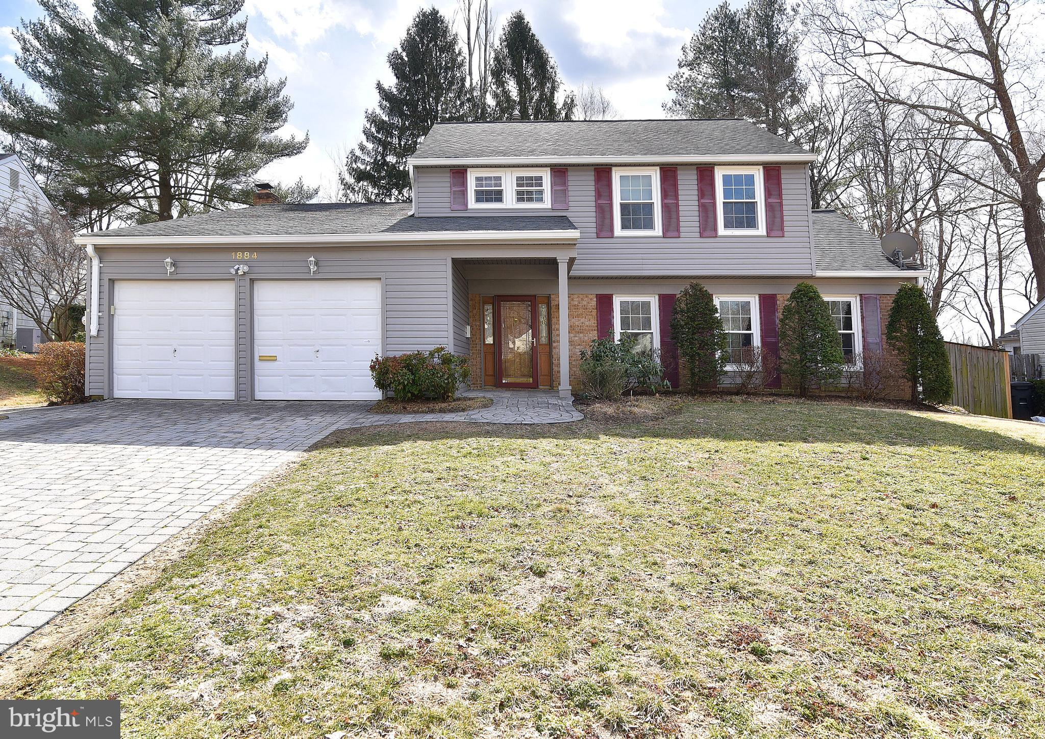 1884 HARCOURT AVENUE, CROFTON, MD 21114