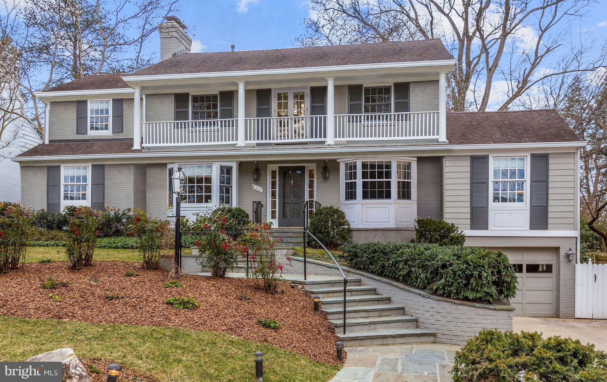 5408 BLACKISTONE ROAD, BETHESDA, MD 20816