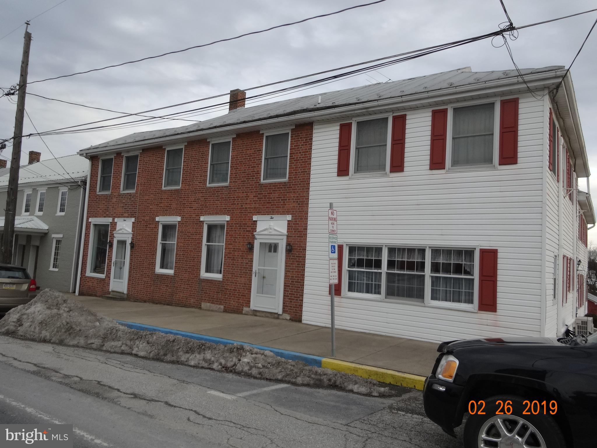 2 E MAIN STREET, NEWBURG, PA 17240