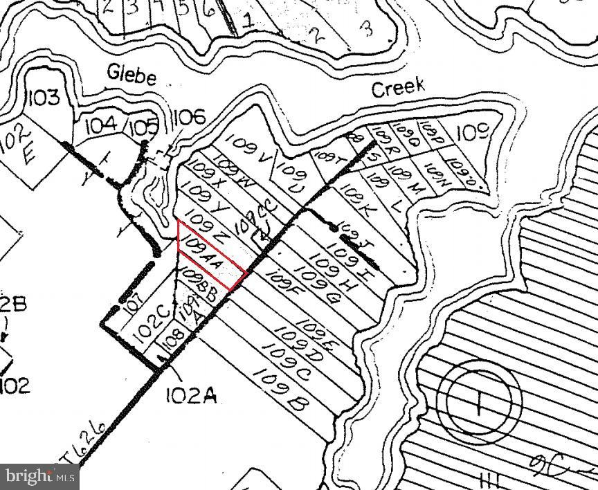 TM 09-((1))--109AA, LOTTSBURG, VA 22511