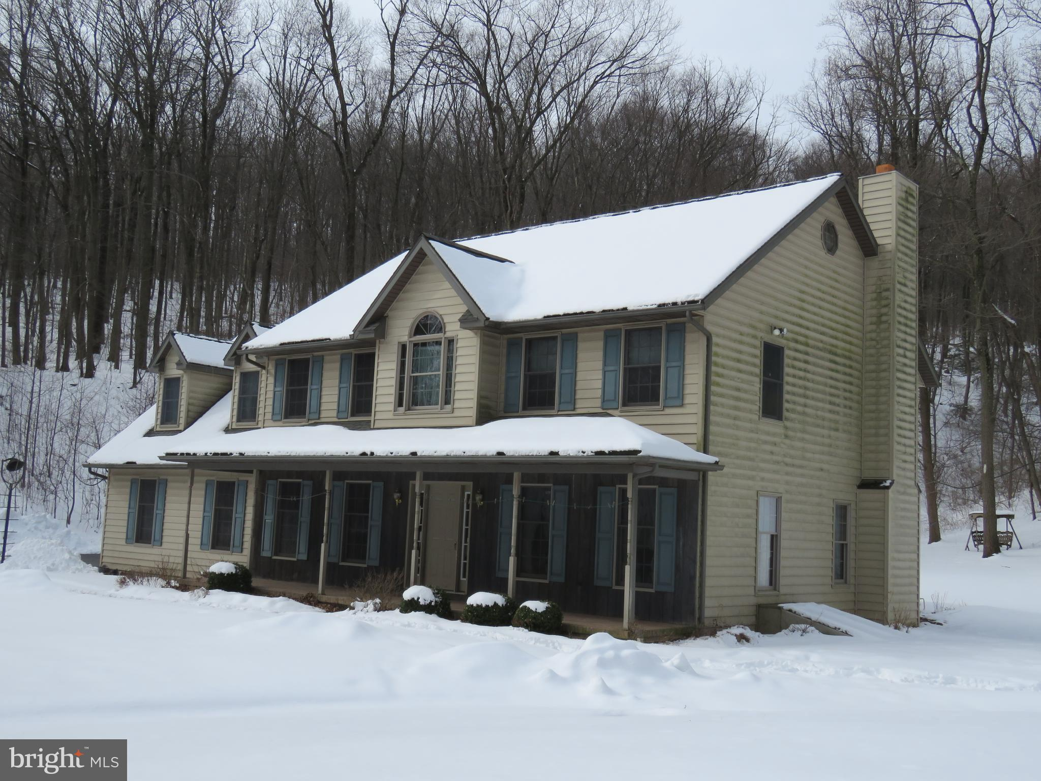 1667 LITTLE MOUNTAIN ROAD, BETHEL, PA 19507