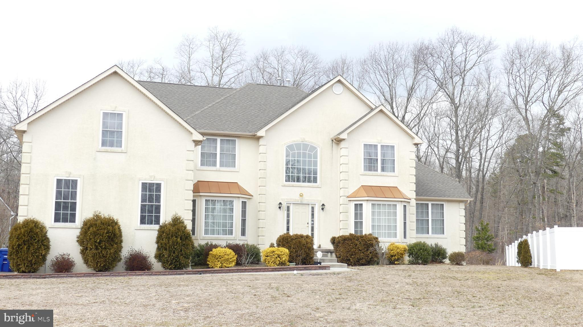 128 WHITE TAIL PASS, FRANKLINVILLE, NJ 08322