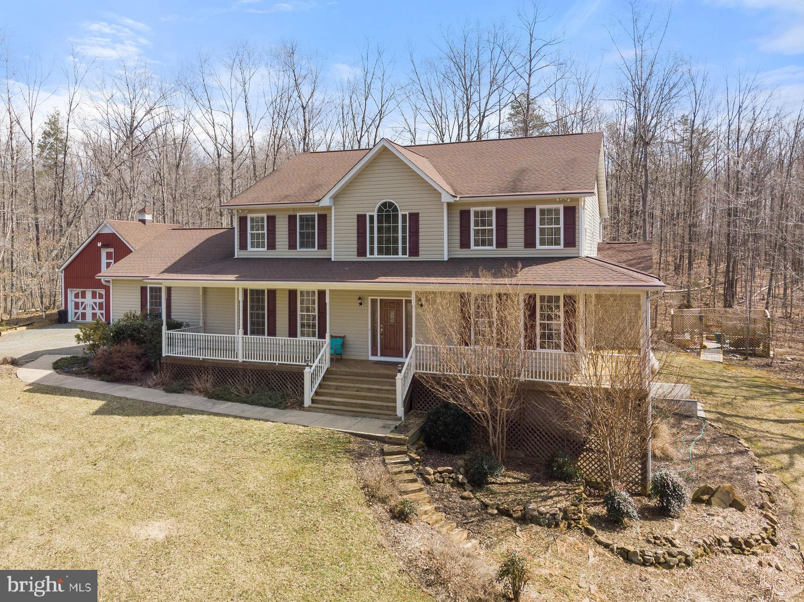 18326 DOGWOOD TRAIL DRIVE, JEFFERSONTON, VA 22724