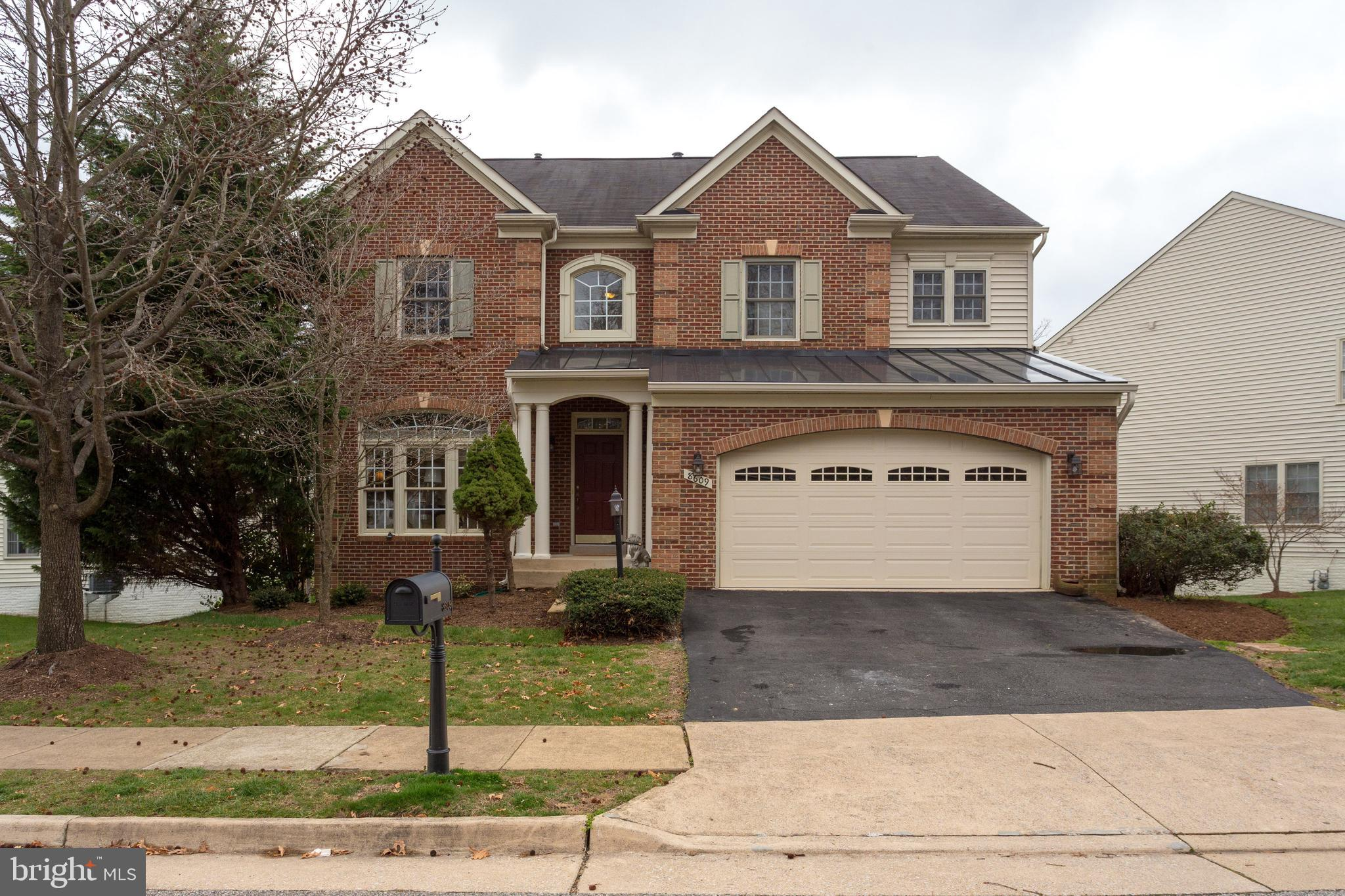 8609 JAMES CREEK DRIVE, SPRINGFIELD, VA 22152