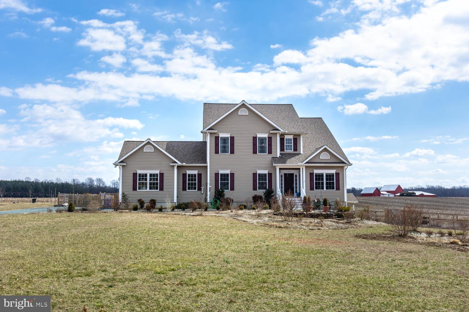 203 THREE PINES ROAD, QUEEN ANNE, MD 21657
