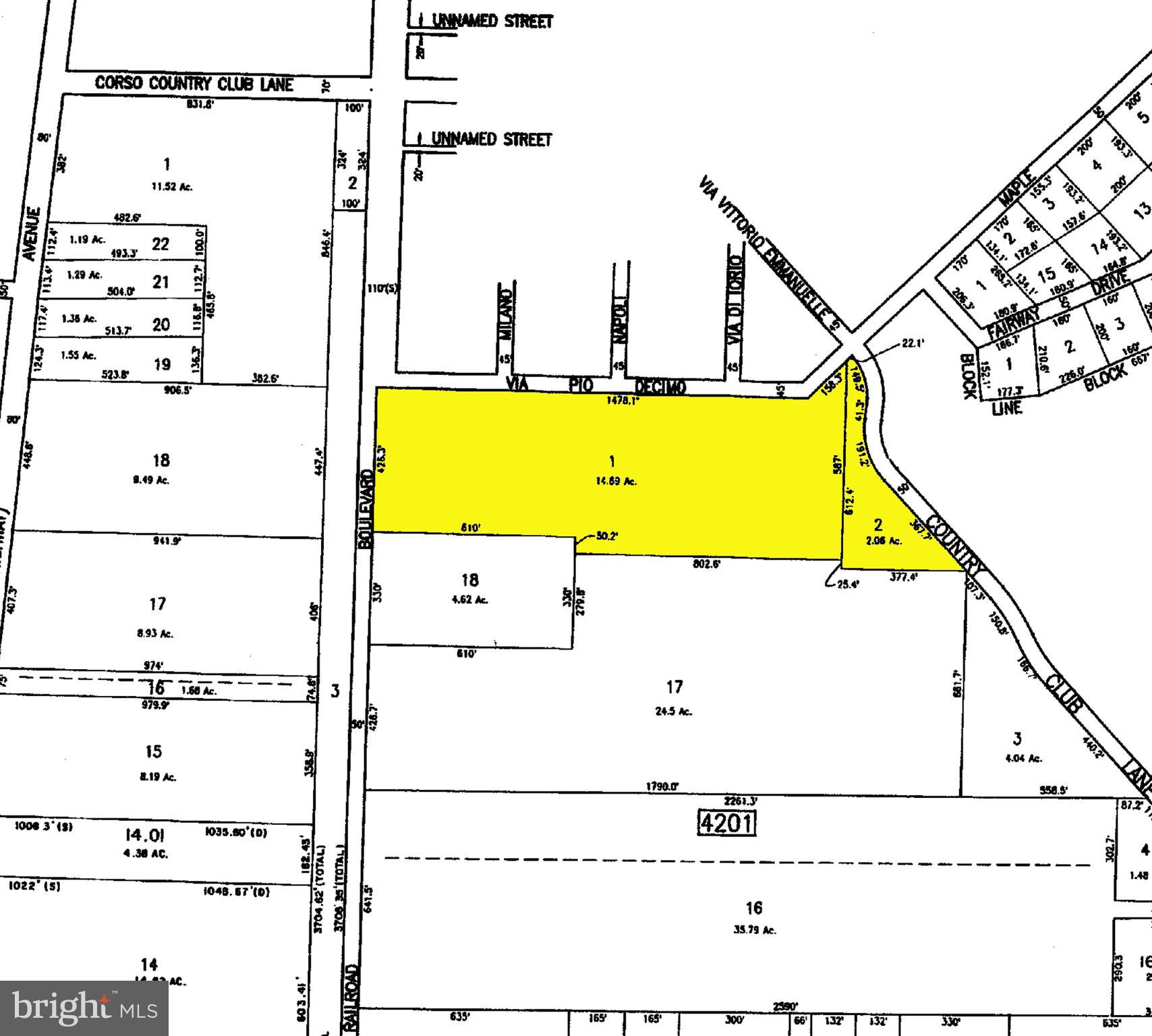 Lot 1 RAILROAD BOULEVARD, RICHLAND, NJ 08350