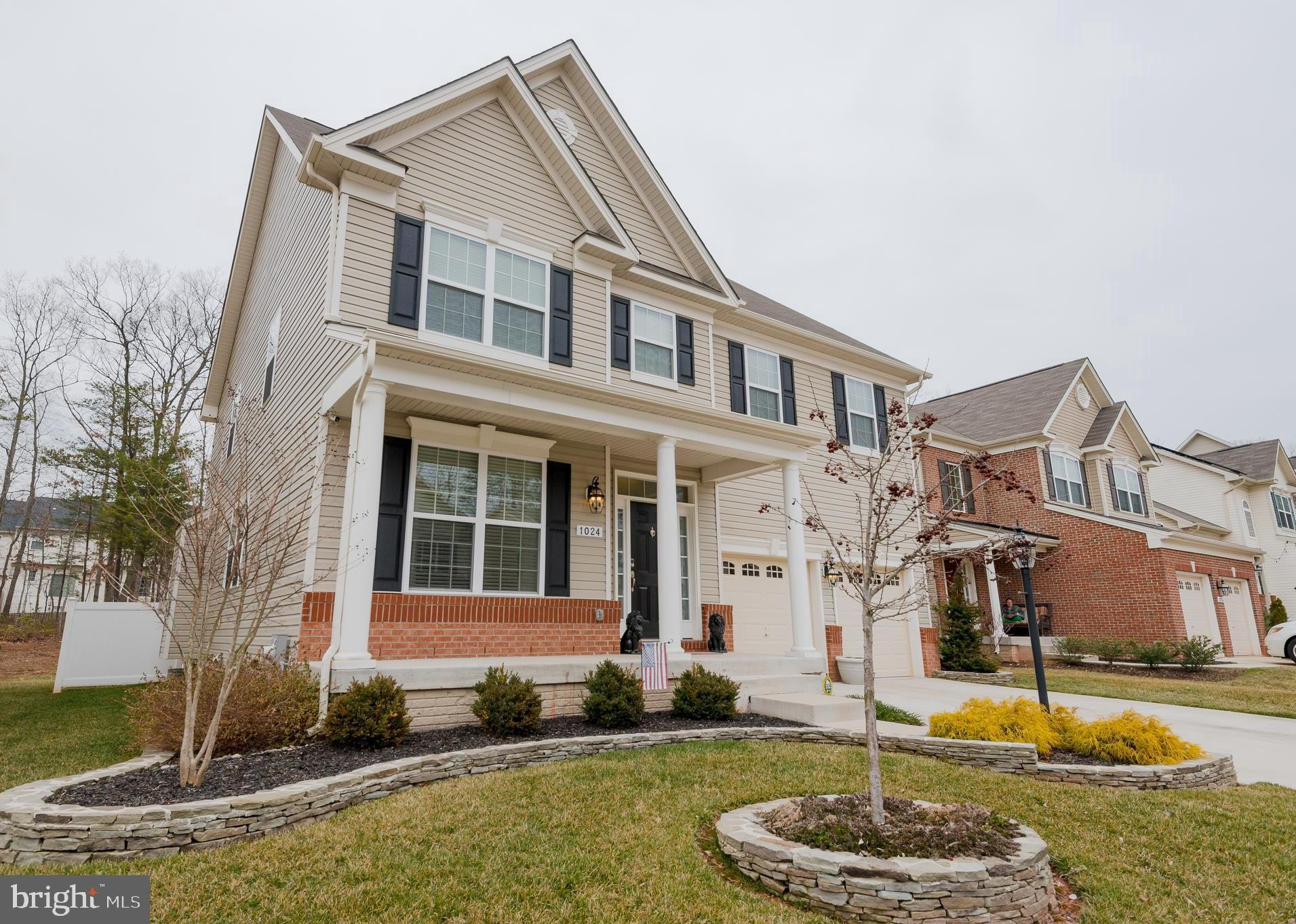 1024 MEHERRIN COURT, GLEN BURNIE, MD 21060