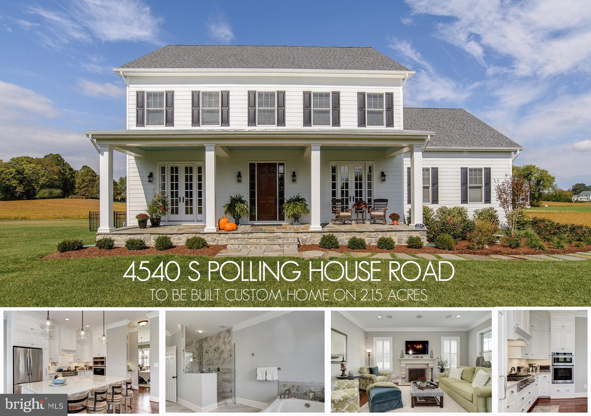 4540 S SOUTH POLLING HOUSE ROAD, HARWOOD, MD 20776