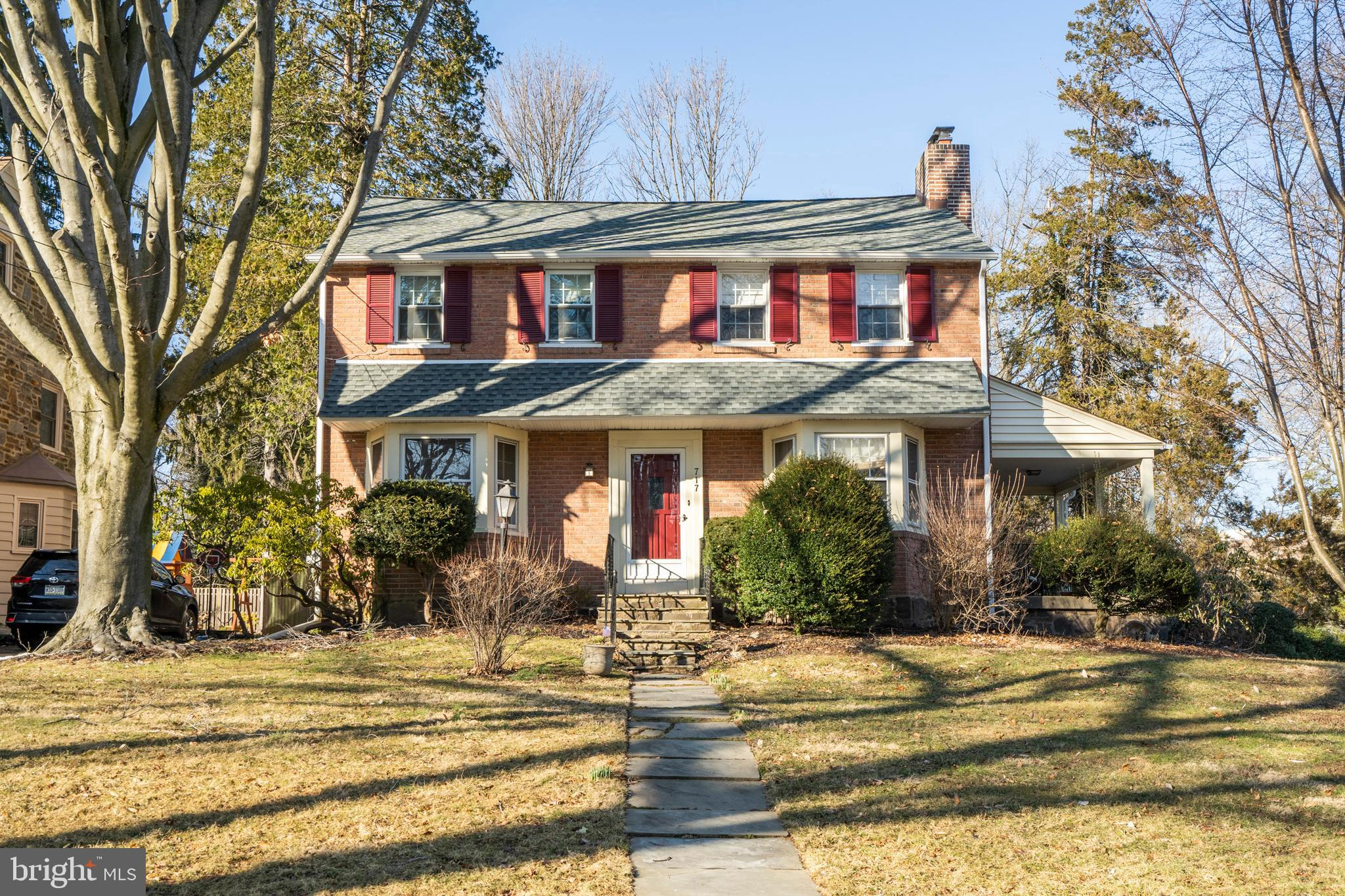 717 SUSSEX ROAD, WYNNEWOOD, PA 19096