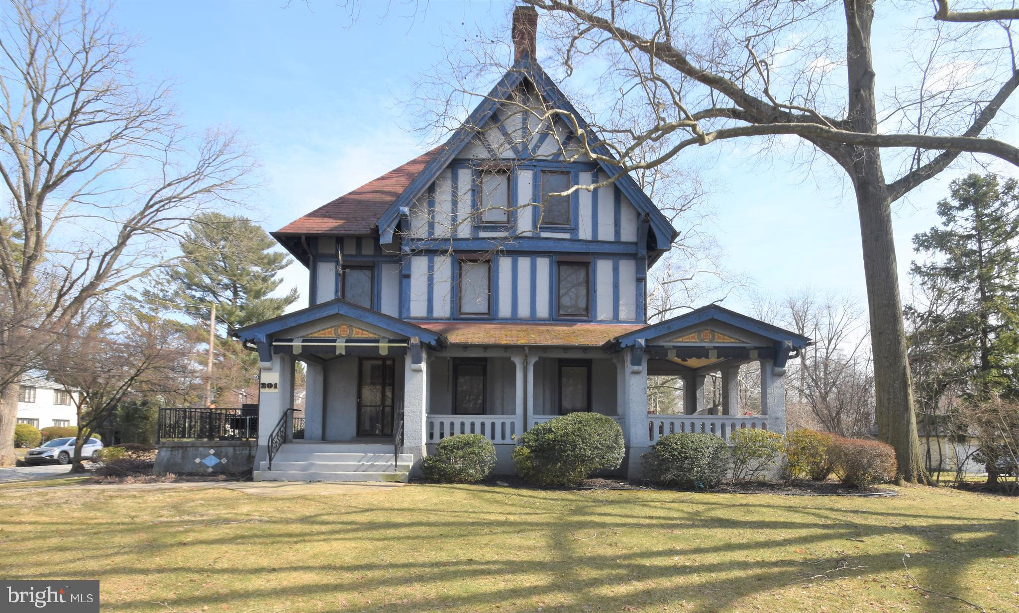 201 S CHESTER ROAD, SWARTHMORE, PA 19081