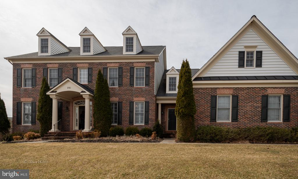 BEAUTIFUL 4 bedroom, 5 Bath home in WIlson Farms* gorgeous Kempas  wood flooring* stately 2 story foyer with curved staircase* 1st floor sun room/office* open concept family room to kitchen with stone fireplace & french doors to large deck and gazebo* 9 ' ceilings* second rear staircase* butler pantry* kitchen w/ ss appliances , granite and island* spacious master suite w/ gas fireplace, 2 huge walk in closets, bath complete w/ soaking tub, shower * twin vanities* generous size bedrooms*huge finished  lower level rec room  with endless possibilities* 3 car garage* all neutral decor* a great home for entertaining! Must see!Offers are contingent on 3rd party approval.Sold in As Is condition.This is not the typical short sale property.Short Sale  has been established with Mitigation Firm and lender, and in process.