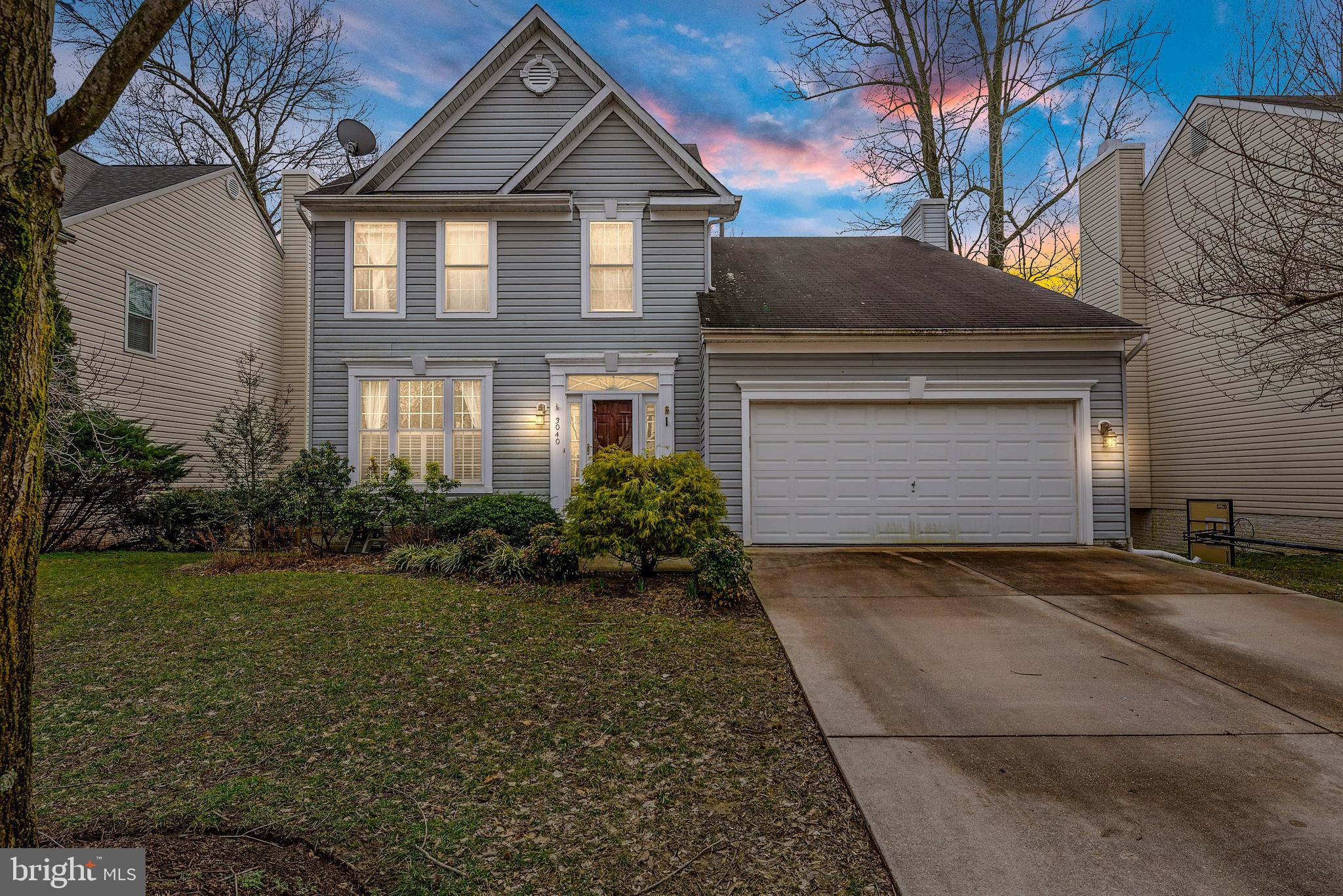 3040 OLD CHANNEL ROAD, LAUREL, MD 20724