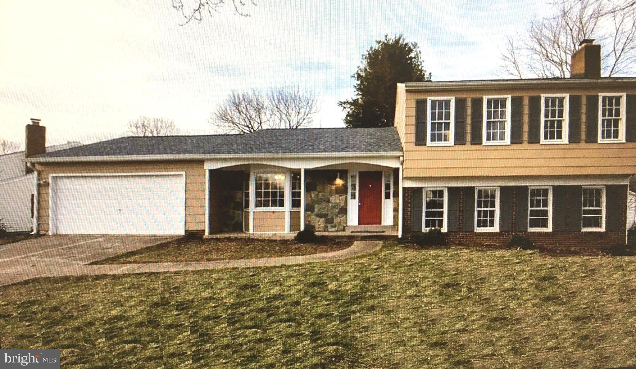 Beautiful home waiting for it's new Family.  New roof, new deck, new remodeled Country kitchen w/new appliances, new flooring, and fresh paint, nestled in a well established community located just 3 miles from the Metro station. You don't want to miss this one!!