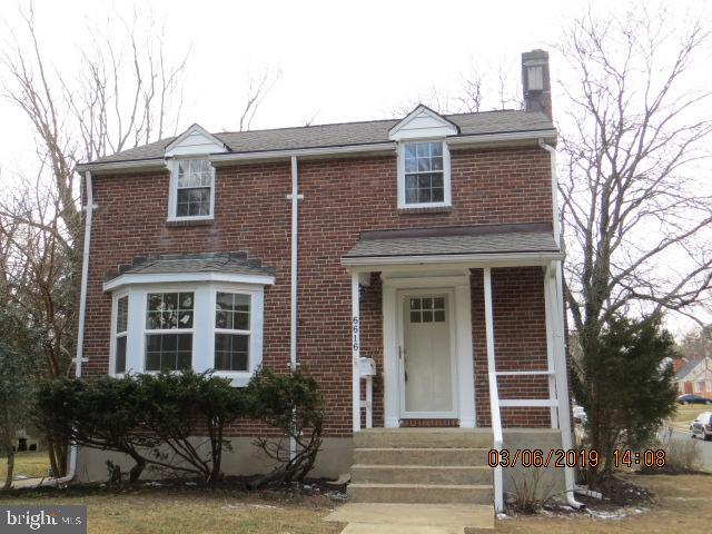 6616 Laurel Dr, Baltimore, MD, 21207