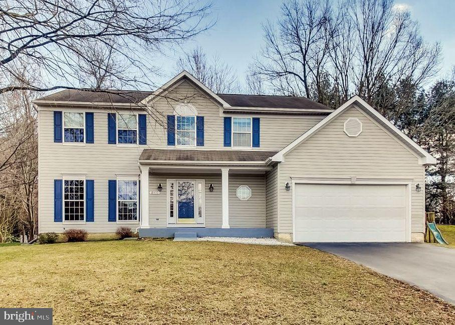 2103 GREY FOX COURT, GAMBRILLS, MD 21054