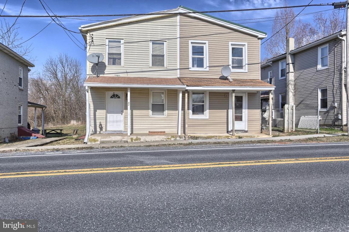 54 N SHERIDAN ROAD, NEWMANSTOWN, PA 17073